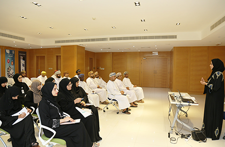 NCSI organizes lecture on logistics future of Sultanate
