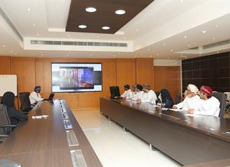 Ministry of education team visits NCSI