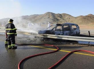 Oman's road accidents fall 29% in Q1, deaths decline 6.3%